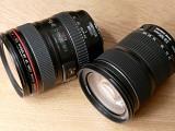 平民鬥貴族:Canon EF 24-105mm f/3.5-5.6 IS STM vs EF 24-105mm f4.0L IS
