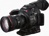 EOS C100 Mark II 新功能-Canon Log LUT:拍攝 Log Gamma 同時展現正常色調