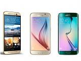 HTC One M9 VS Galaxy S6 規格比試:以一打二掂唔掂?
