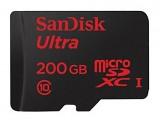 microSD 當 SSD 硬碟?SanDisk 200GB 新卡容量稱霸