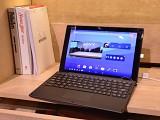 遊戲迷恩物!Sony MWC 主打 Xperia Z4 Tablet 實拍!