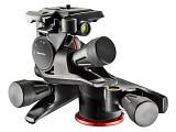 精準至上:Manfrotto XPRO Geared Head 三軸雲台