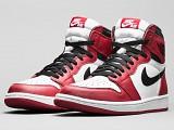 "即日登記抽籤︰Nike Air Jordan 1 Retro OG ""CHICAGO"" 月尾有售"