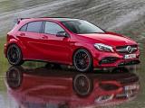 Mercedes-Benz A-Class 小改款 AMG A45 辣上加辣