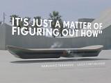 《回到未來》成真:Lexus 超導體懸浮滑板