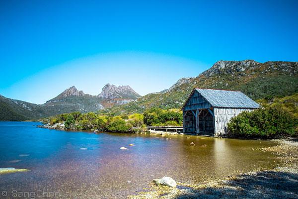 澳洲旅游相片边框素材
