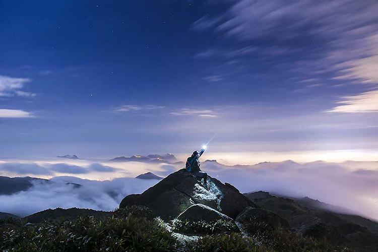 tnc 举办国际大自然摄影比赛,香港女摄影师云海作品勇夺组别冠军!