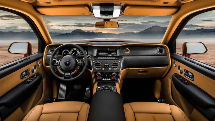...不是 SUV Rolls Royce Cullinan 正式发表
