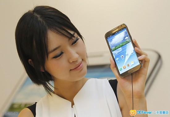 ◆Note 2 LTE 4G版◆ Samsung Galaxy note2 II n7105, 跟蘇寧電器發票送貼