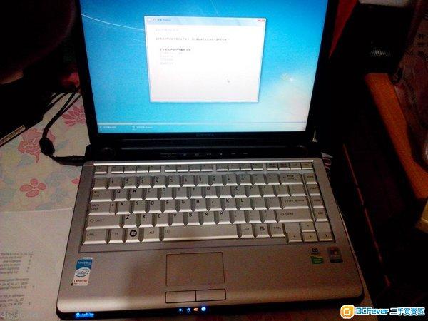 psmc3h-06400p東芝手提電腦双核2.00Ghz,1gb ram