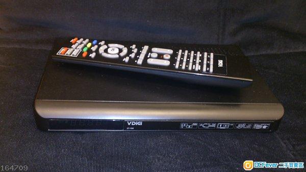 Vdigi 2T-100 雙 tuner 數碼接收器