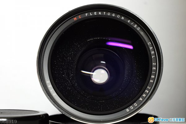 P6 Pentacon Six Carl Zeiss Jena Flektogon MC 50mm f4