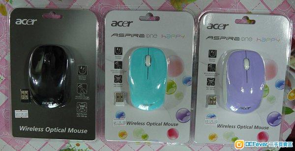 大量Acer 原廠無線MOUSE 特價發售