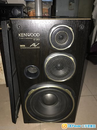 KENWOOD S-3M