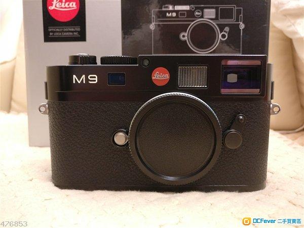 Leica M9 Black Paint (SC: 8K)