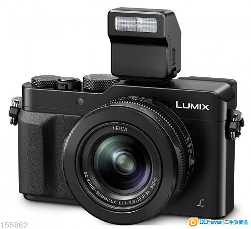 Panasonic Lumix DMC-LX100 黑色