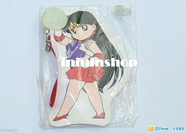 全場獨家購自日本 Sailor Moon 美少女戰士 Q版月野兔火野麗 絕版滾輪印台 衣物掃毛器 相薄