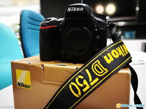 Nikon D750 Body 90%新