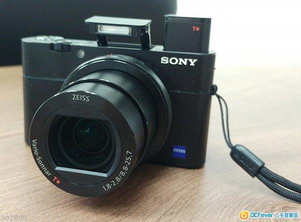 Sony Rx100 Mark V M5