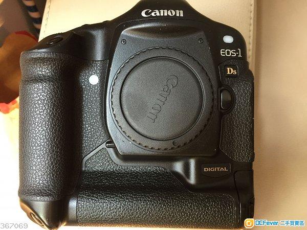 曾經一代機皇 (不喜慎入)。Canon 1Ds,真正業餘用家 只售機身,已過保。<<全幅片>>