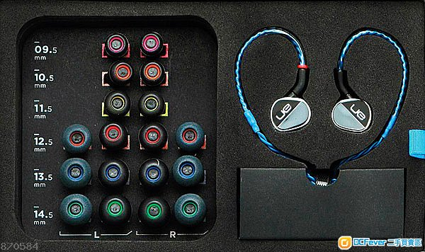 <90% New> Logitech UE900S 入耳式耳筒
