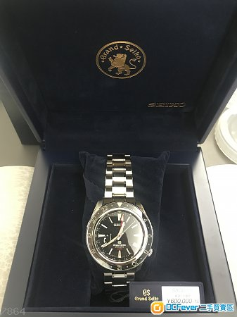 Grand Seiko SBGE001 絕版舊Logo not Rolex Tudor Omega Panerai Citizen