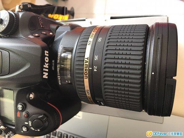 攝影新手的血與淚,得物無所用!忍痛出售99%新Tamron A007N SP 24-70 F2.8 日本製造,五年保養!(Nikon) 行貨