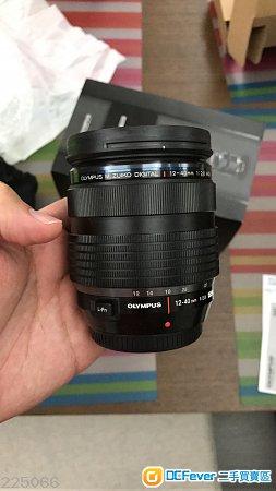 Olympus 12-40mm f2.8