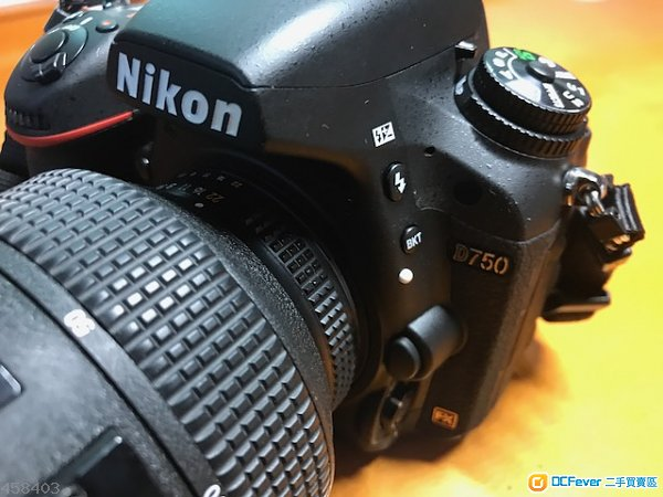 Nikon D750body 99%new FX full frame