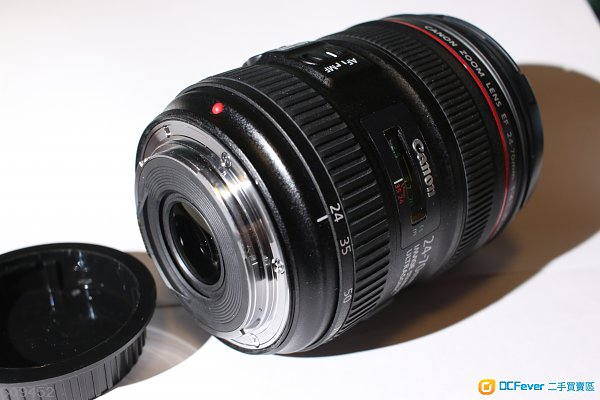 Canon EF 24-70mm f/4L IS USM(白盒)