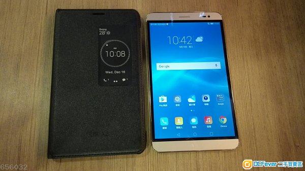 華為 Huawei Mediapad X2 3GB Ram  32GB rom 雙卡 金