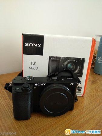 出售 Sony a6000相機,連kit鏡