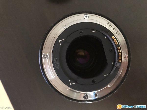 平售 有少霉 Canon EF 17-40mm f/4.0L USM