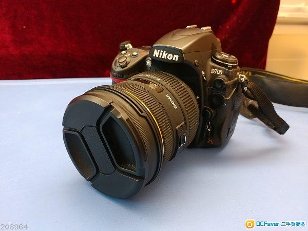 Sigma 24-70mm F2.8 EX DG HSM (For Nikon)