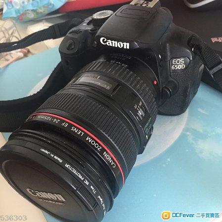 Canon 650D Body+2電 (超級少用)