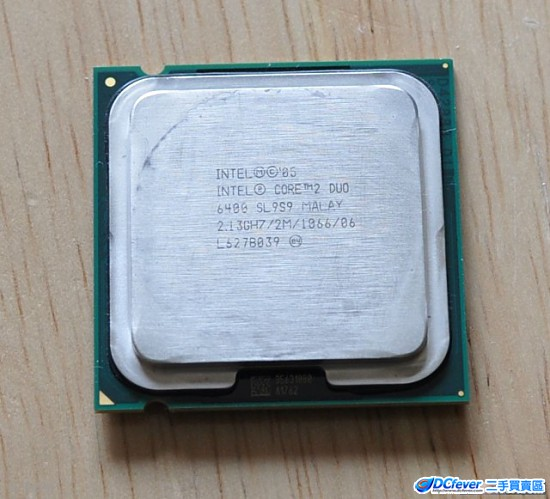 出售 Intel Core Due E6400 CPU