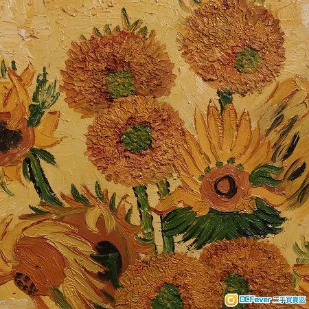 出售 梵高名画 向日葵 仿制品