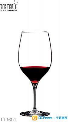 出售 全新 Riedel 红酒杯 CABERNET GLASS 一对图片