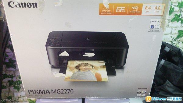 打印机canon mg2270