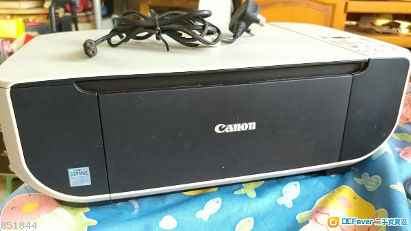 canon 打印机.