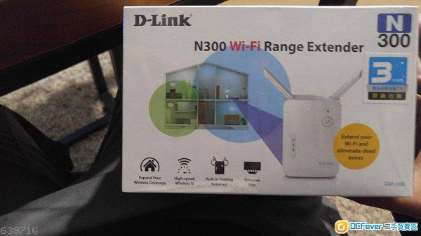 dlink wifi range extender dap1330