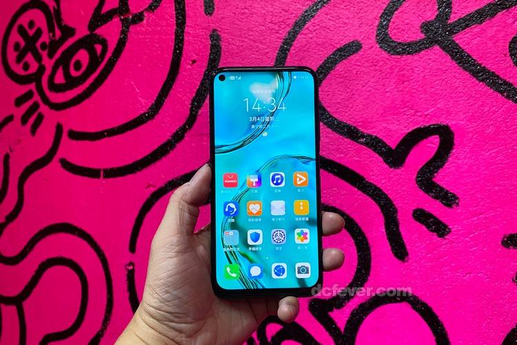Huawei Nova 7i 测试✡