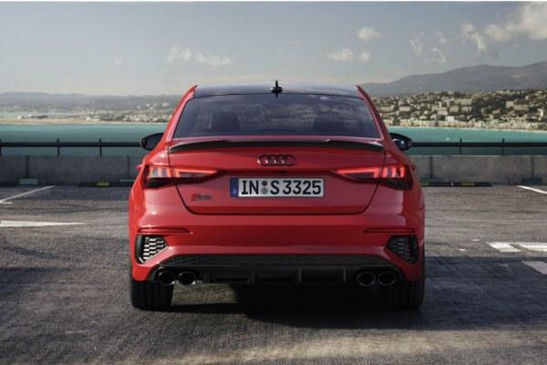 Audi S3 Sedan 2.0 TFSI quattro 2021 香港規格、價錢及介紹文 - DCFever.com